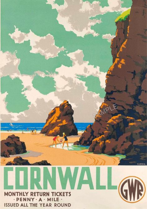 Cornwall 'Penny a mile'